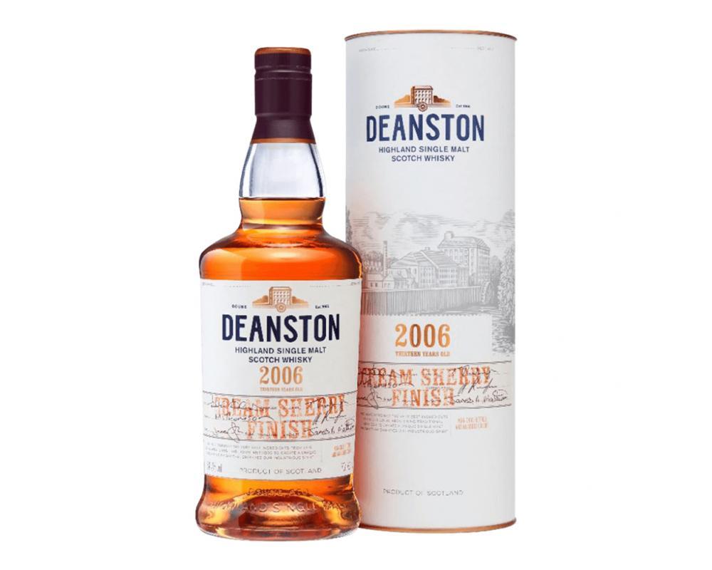蘇格蘭 汀士頓 2006奶油雪莉桶 單一麥芽威士忌.700ml