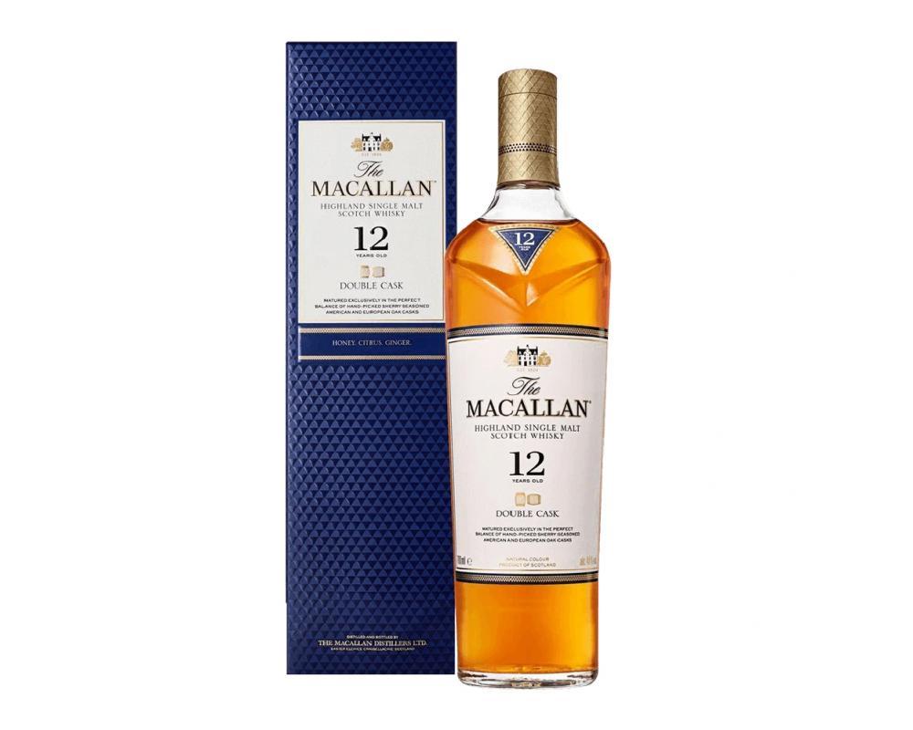 蘇格蘭 麥卡倫12年 雪莉雙桶 單一麥芽威士忌.700ml