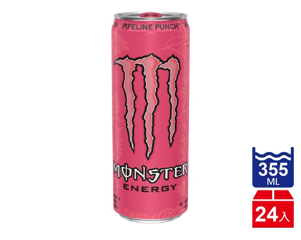 魔爪 管浪潘趣 能量碳酸飲料(355mlx24入)