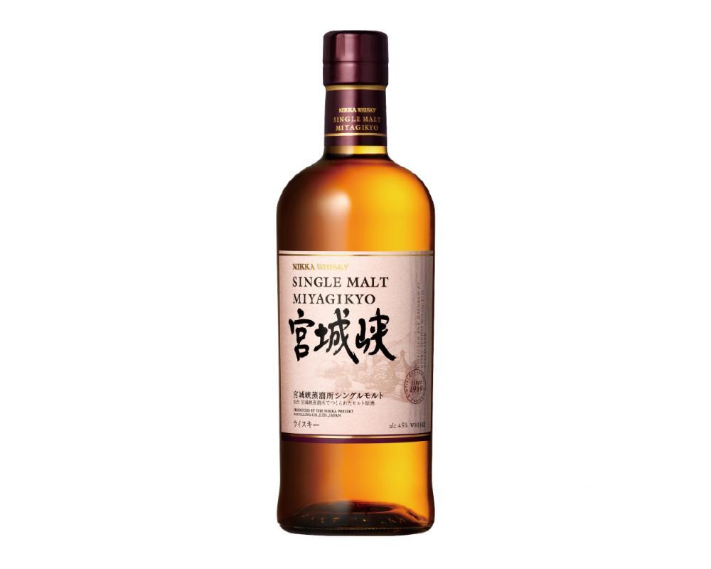 日本 宮城峽(一甲) 單一麥芽威士忌.700ml