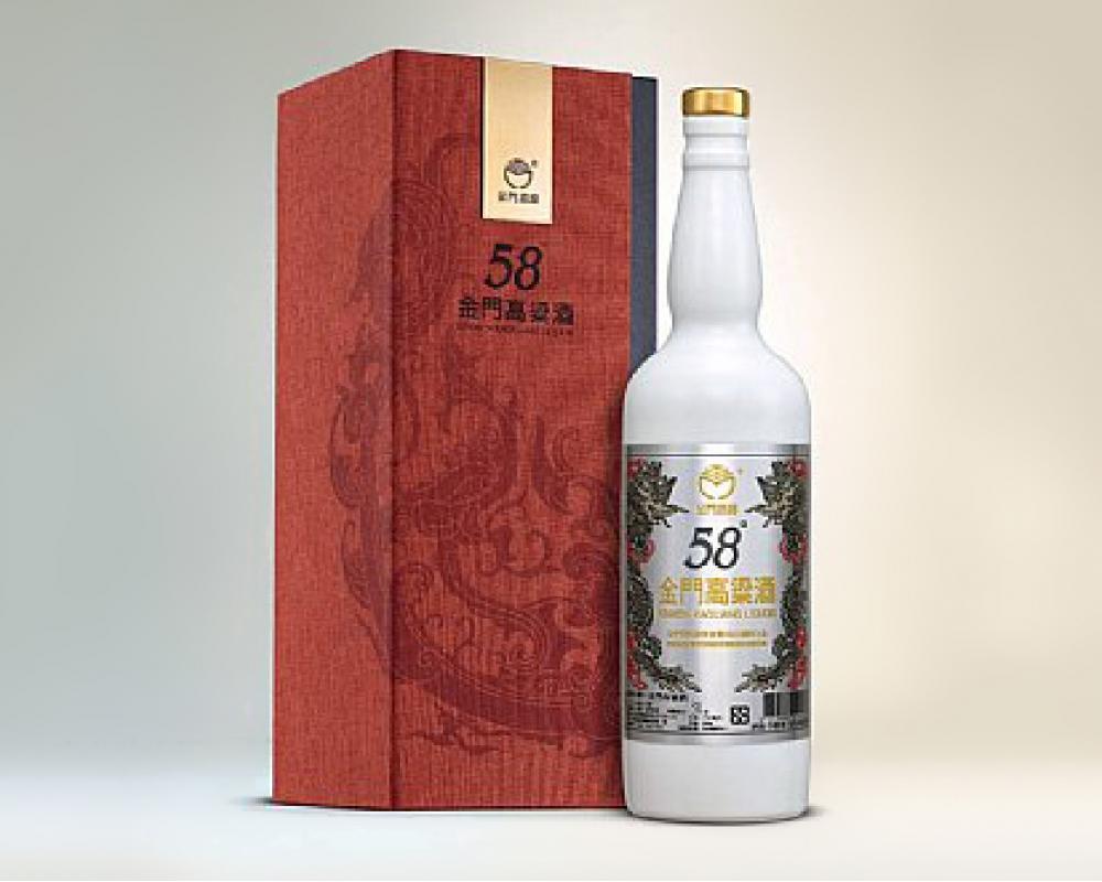 金門高粱酒 地標酒.750ml