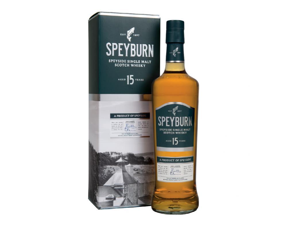蘇格蘭 詩貝奔 15年單一純麥威士忌.700ml
