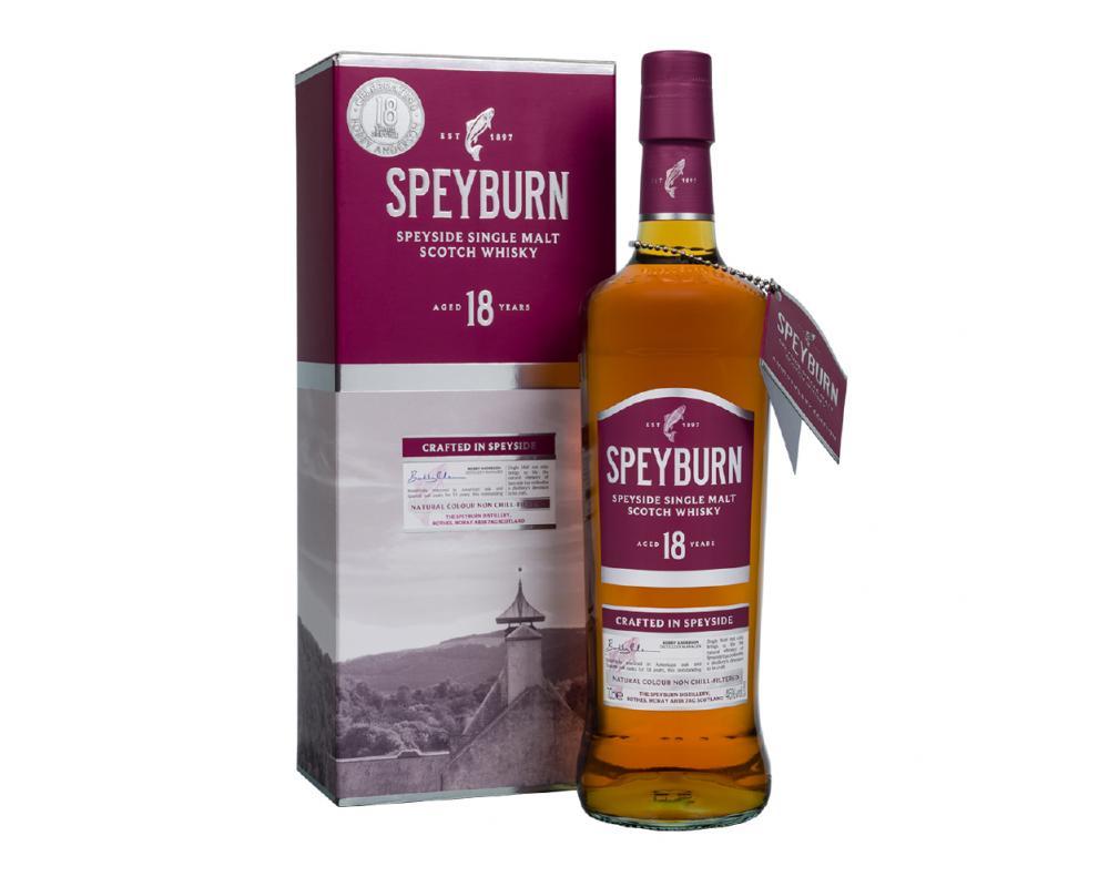 蘇格蘭 詩貝奔 18年單一純麥威士忌.700ml