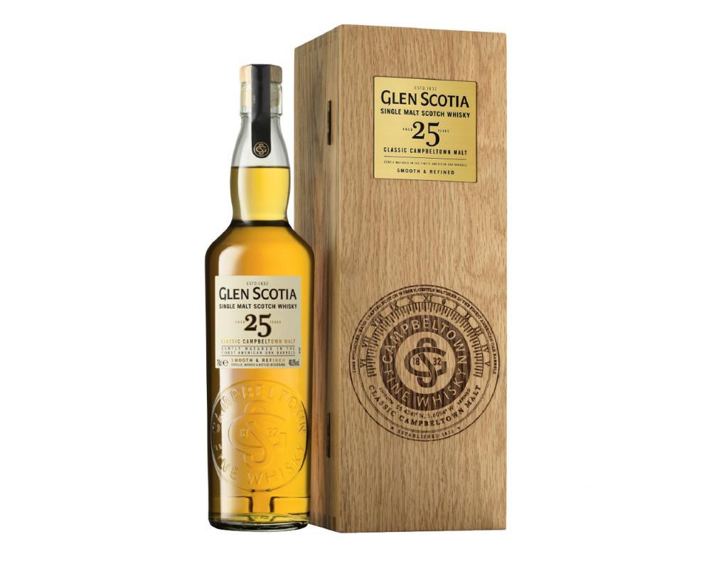 蘇格蘭 格蘭帝25年 單⼀純麥威⼠忌.700ml
