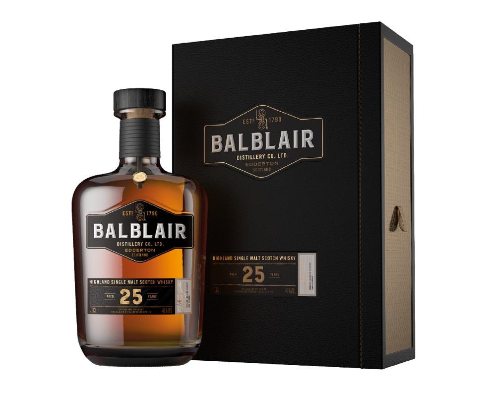蘇格蘭 巴布萊爾 25年單一純麥威士忌.700ml