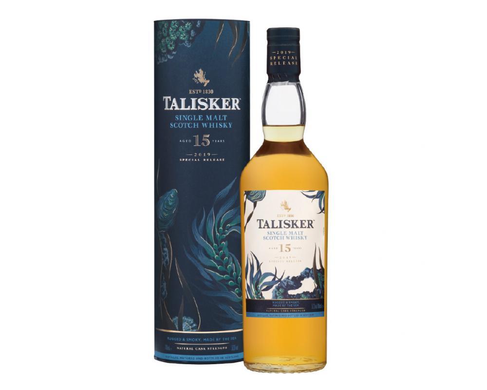 蘇格蘭 泰斯卡15年 酒廠年度限量臻選系列.700ml