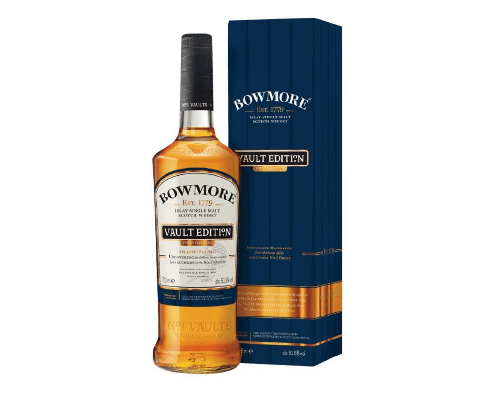 蘇格蘭 波摩 艾雷窖藏限定版 單一麥芽威士忌.700ml