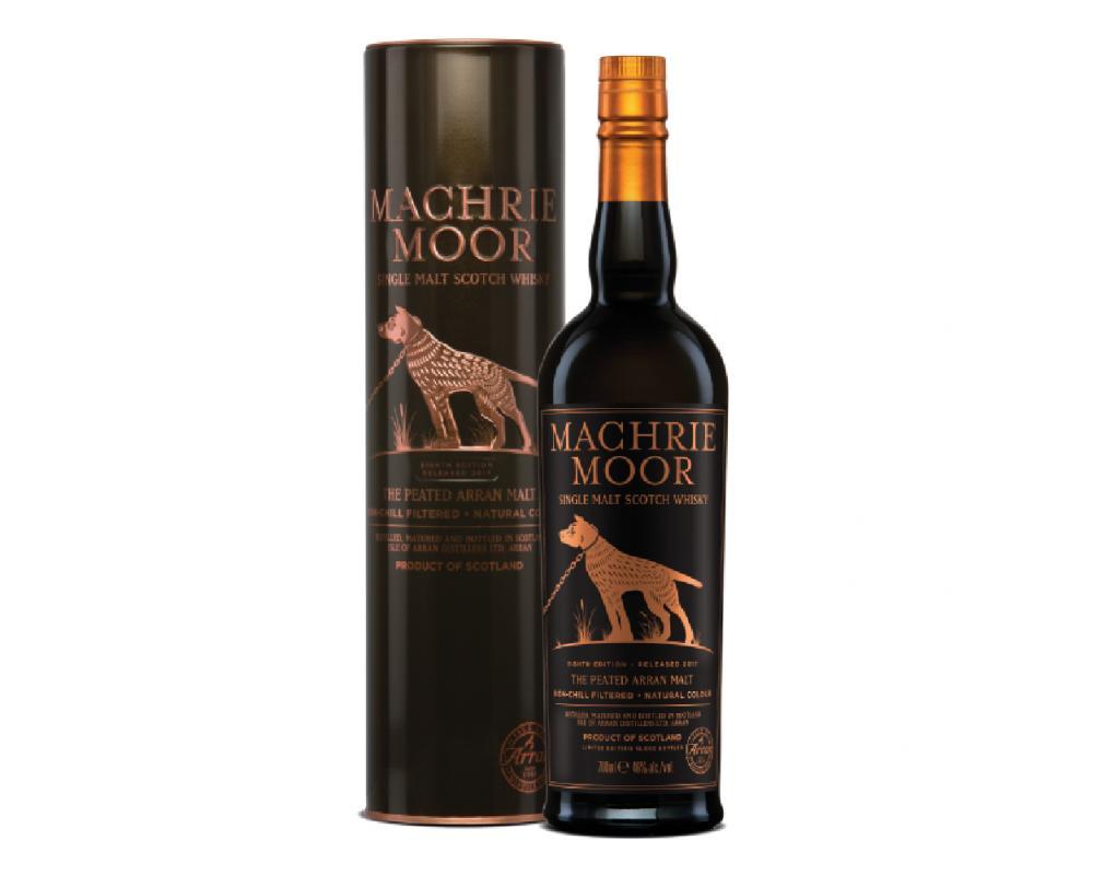 蘇格蘭 愛倫MACHRIE MOOR 單一純麥威士忌.700ml