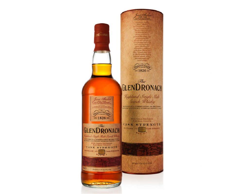 蘇格蘭 格蘭多納 桶裝強度原酒第3版單⼀麥芽威⼠忌.700ml