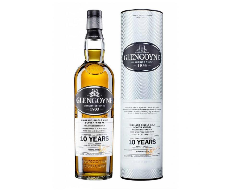 蘇格蘭 格蘭哥尼 10年單一純麥威士忌.700ml