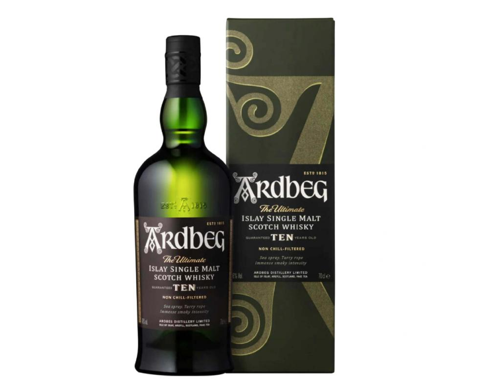 蘇格蘭 雅柏 艾雷10年單一麥芽威士忌.700ml