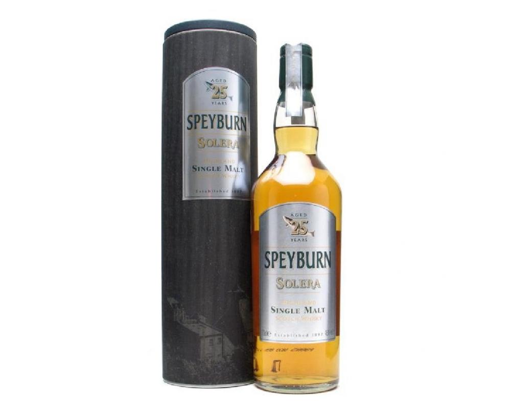 蘇格蘭 詩貝奔 25年 單一純麥威士忌.700ml