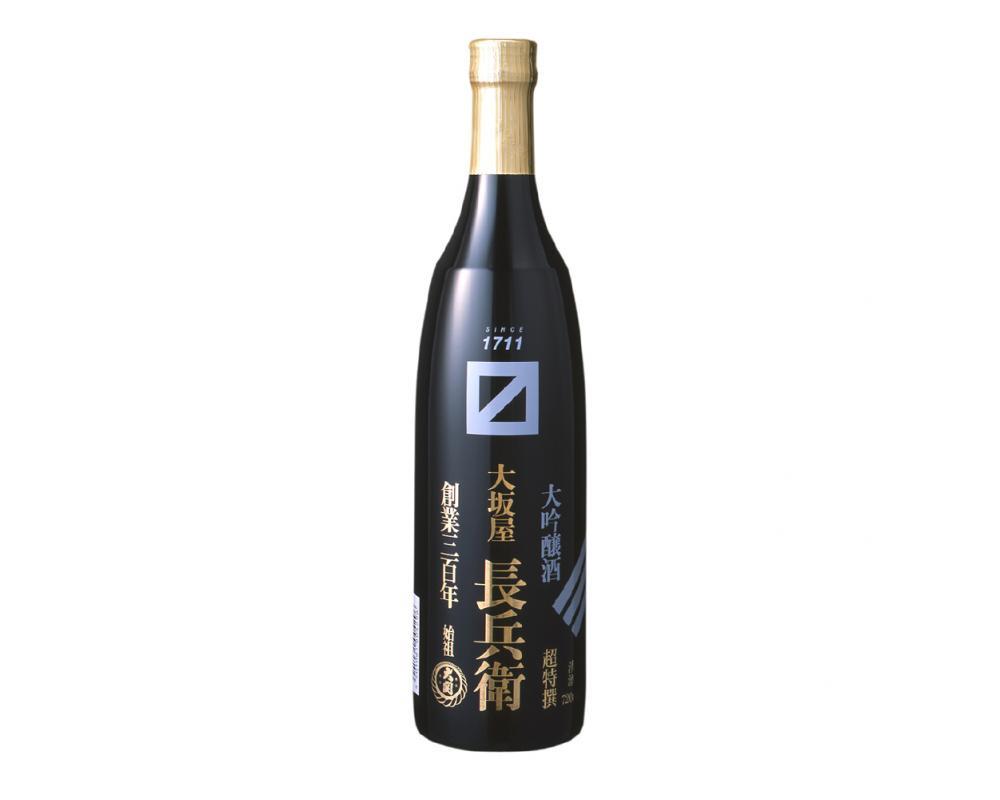 日本 大關 超特撰 大坂屋 長兵衛大吟釀酒.720ml