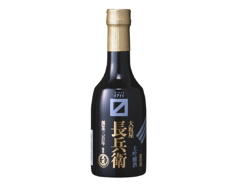 日本 大關 超特撰 大坂屋 長兵衛大吟釀酒.300ml