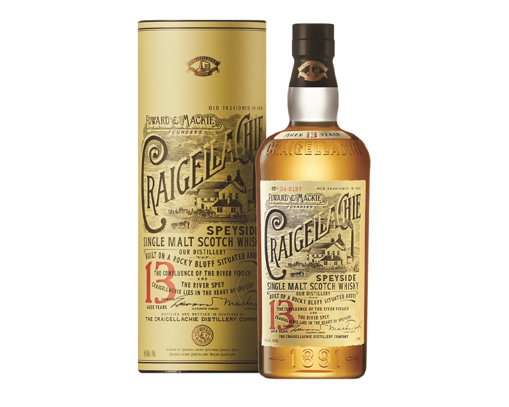 蘇格蘭 魁列奇 13年單一純麥威士忌.700ml