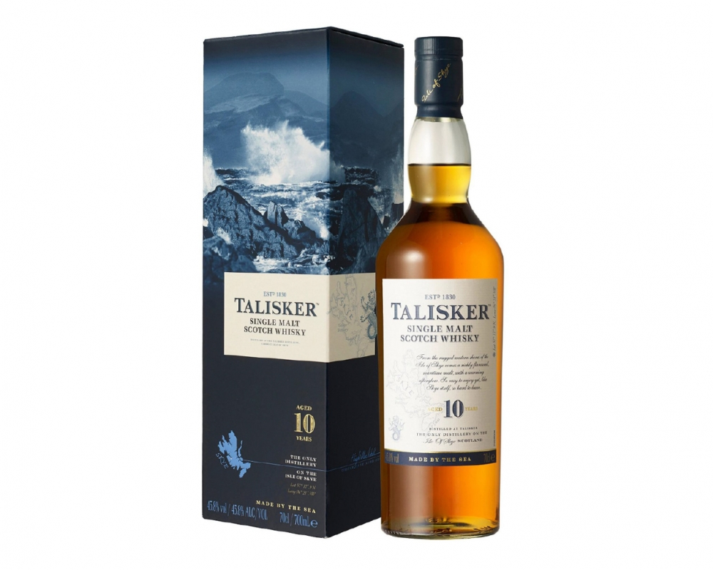 蘇格蘭 泰斯卡 10年單一麥芽威士忌.700ml