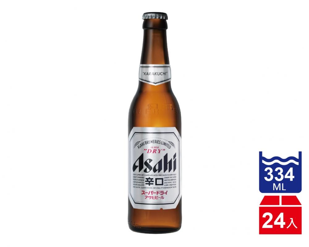 日本 Asahi 朝日啤酒(334mlx24入)