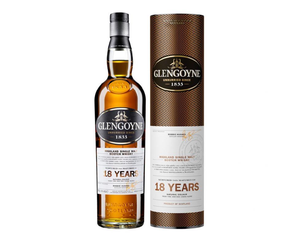 蘇格蘭 格蘭哥尼 18年雪莉新桶威⼠忌.700ml