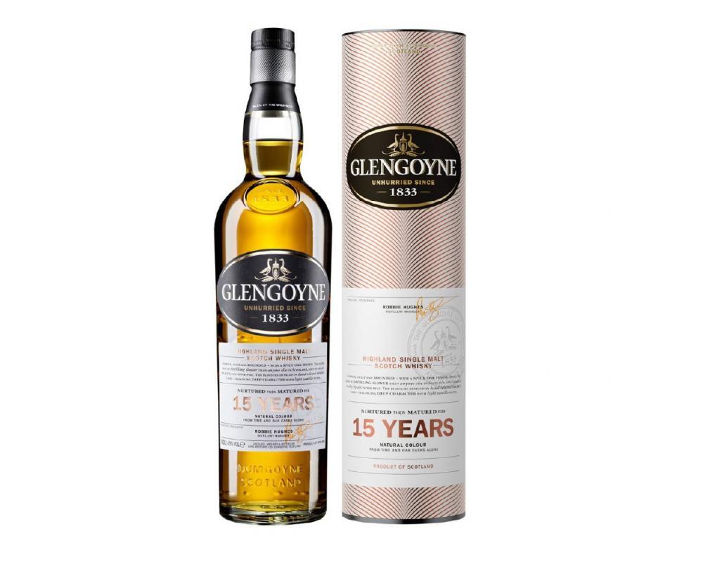 蘇格蘭 格蘭哥尼15年 雪莉桶威⼠忌.700ml