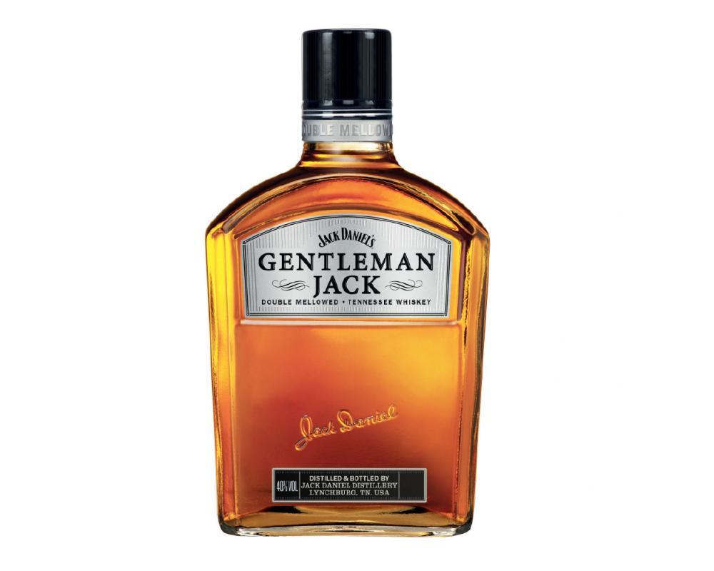 美國 傑克丹尼 紳士傑克波本威士忌.1L
