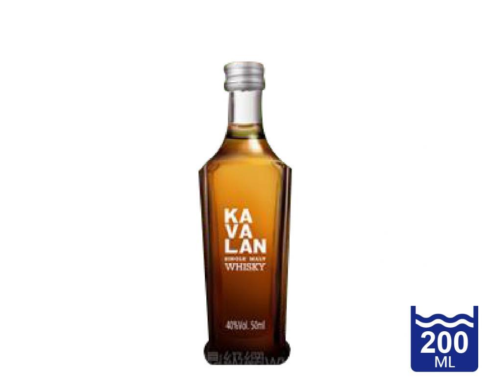 噶瑪蘭 珍選No. 1 單一麥芽威士忌.200ml