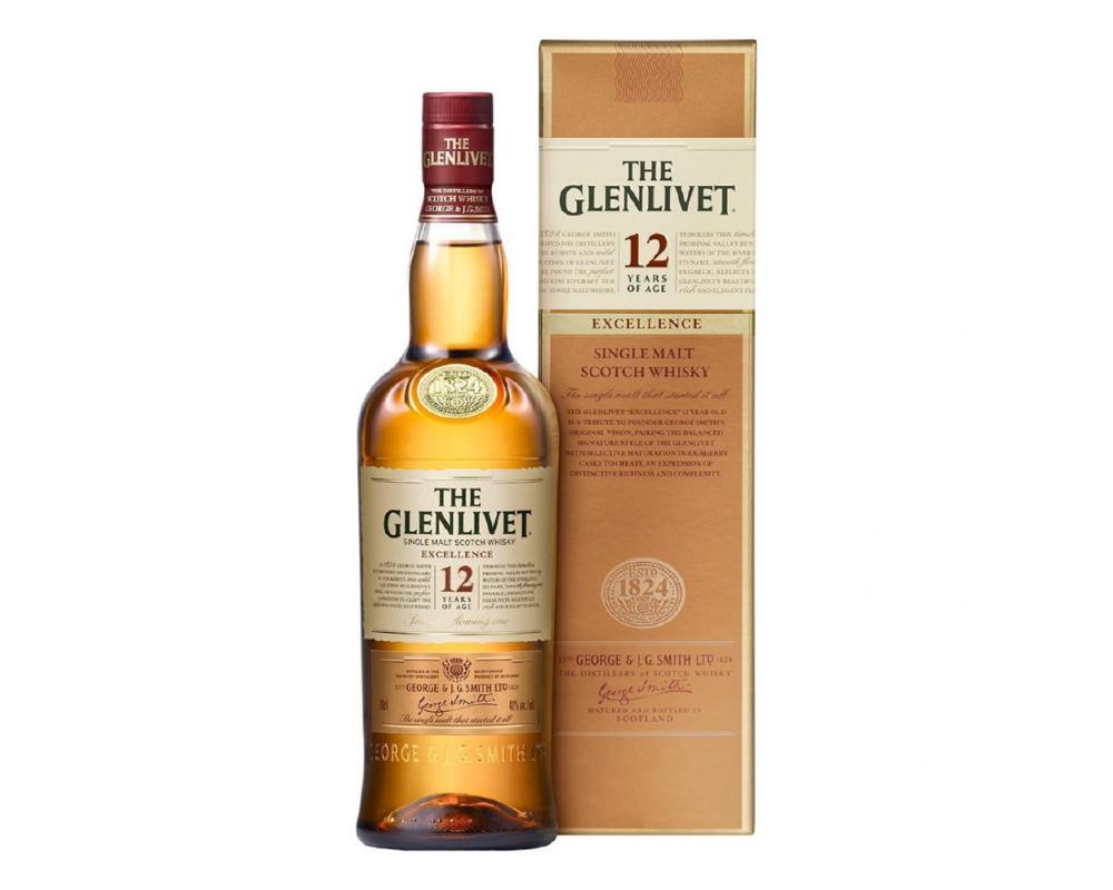 蘇格蘭 格蘭利威 金緻雪莉桶 12年單一麥芽威士忌.700ml