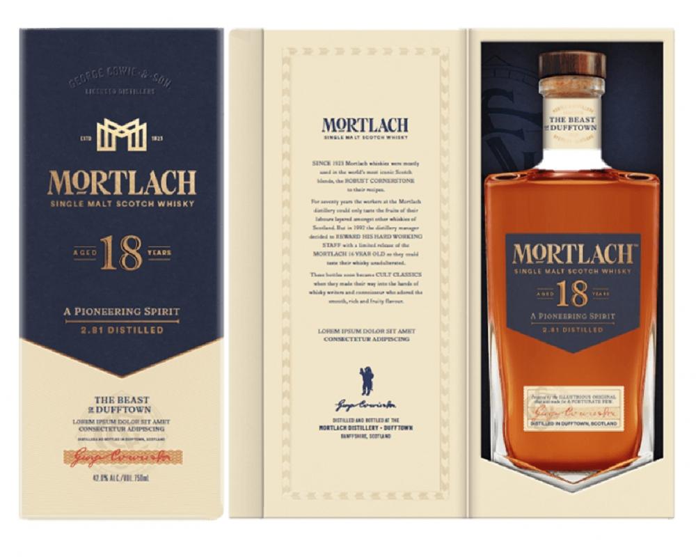 蘇格蘭 慕赫2.81 18年單一麥芽威士忌.700ml