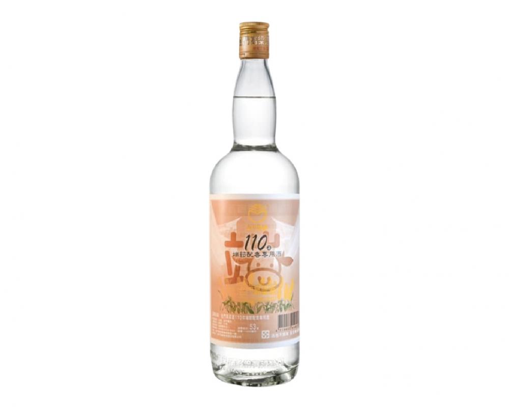 金門高粱酒 110端節配售專用酒.1L