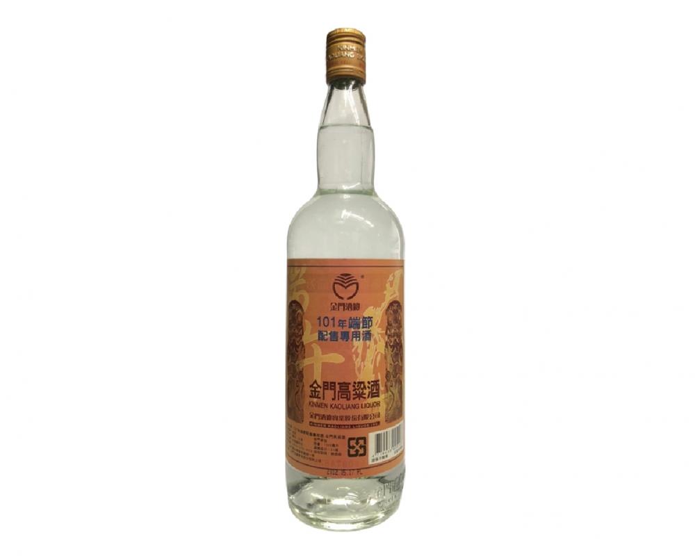 金門高粱酒 101端節配售專用酒.1L