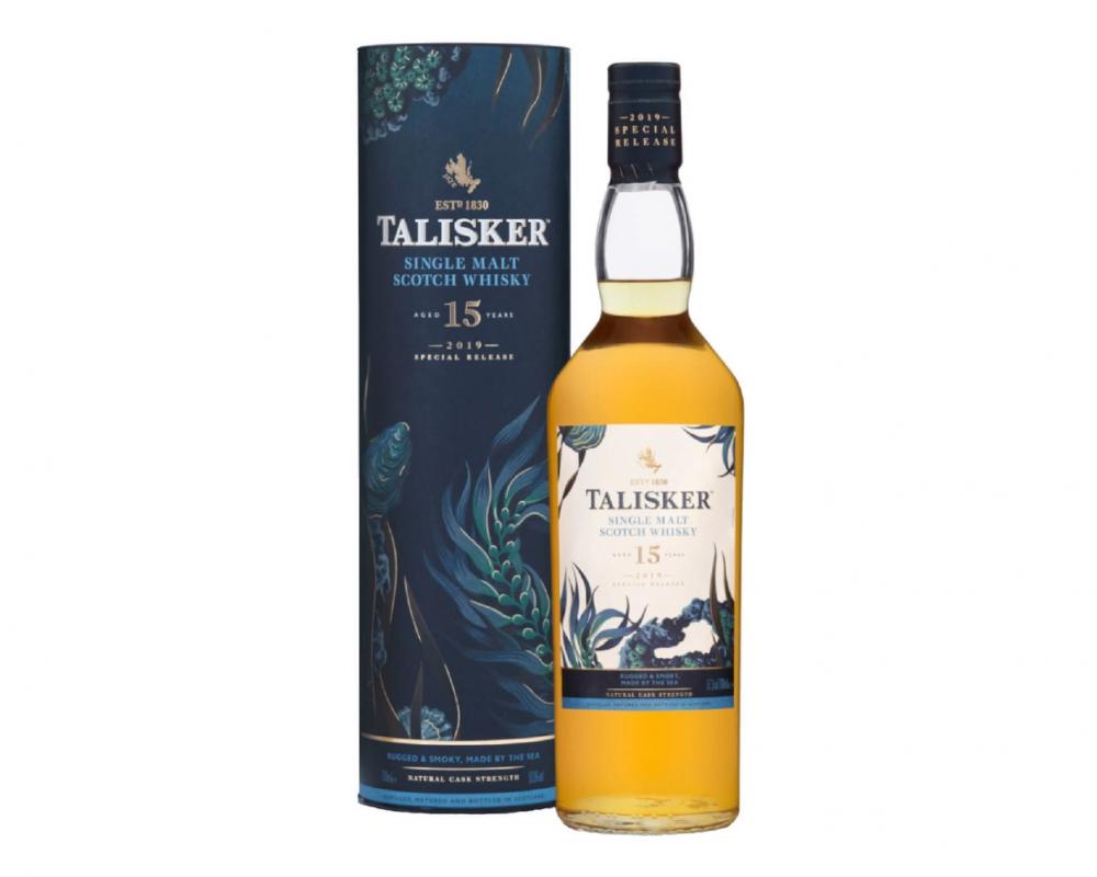 蘇格蘭 泰斯卡 15年單一麥芽威士忌_限量原酒.700ml