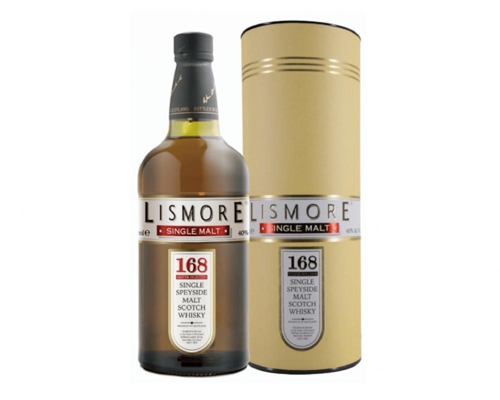蘇格蘭 麗絲摩 168單一純麥威士忌.700ml