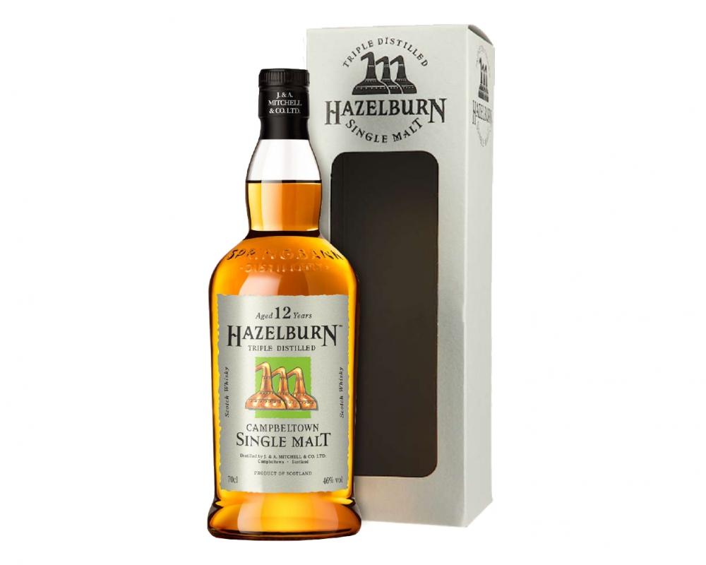 蘇格蘭 赫佐本12年單一麥芽威士忌.700ml