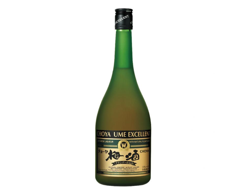 日本 CHOYA蝶矢 頂級梅酒.720ml
