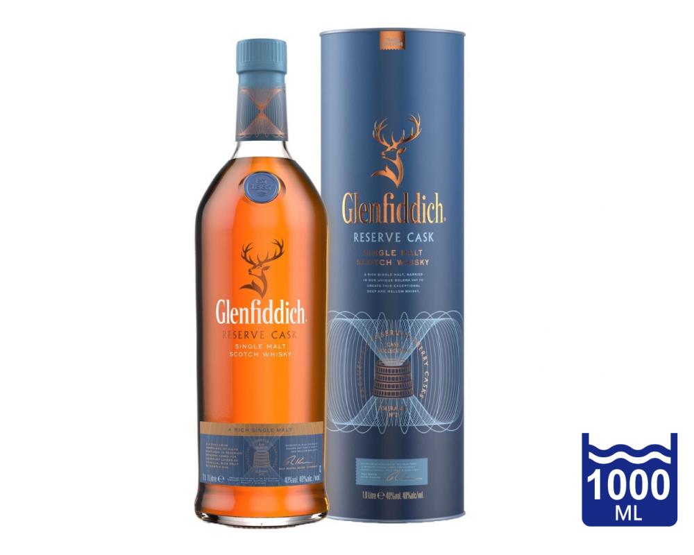 蘇格蘭 格蘭菲迪 珍藏桶單一麥芽威士忌.1L