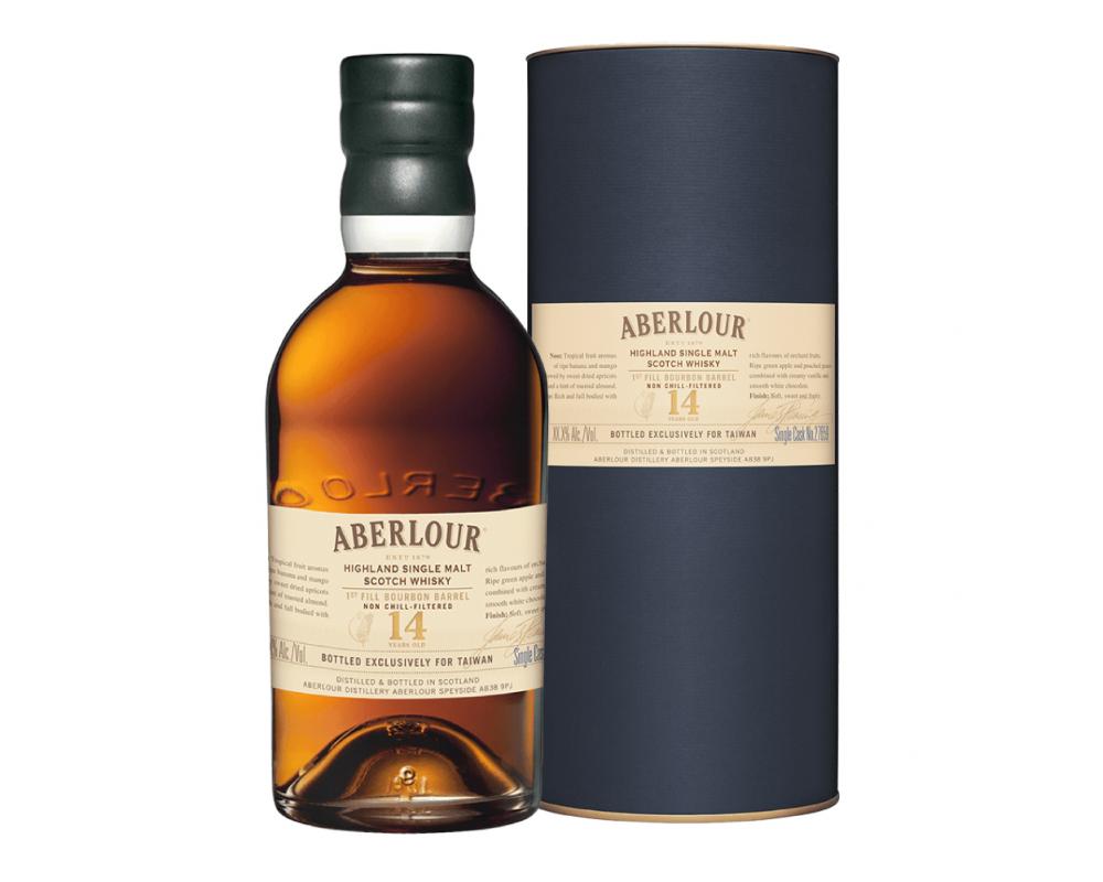 蘇格蘭 亞伯樂 單桶雪莉首次裝桶 14年單一純麥威士忌_台灣限定.700ml