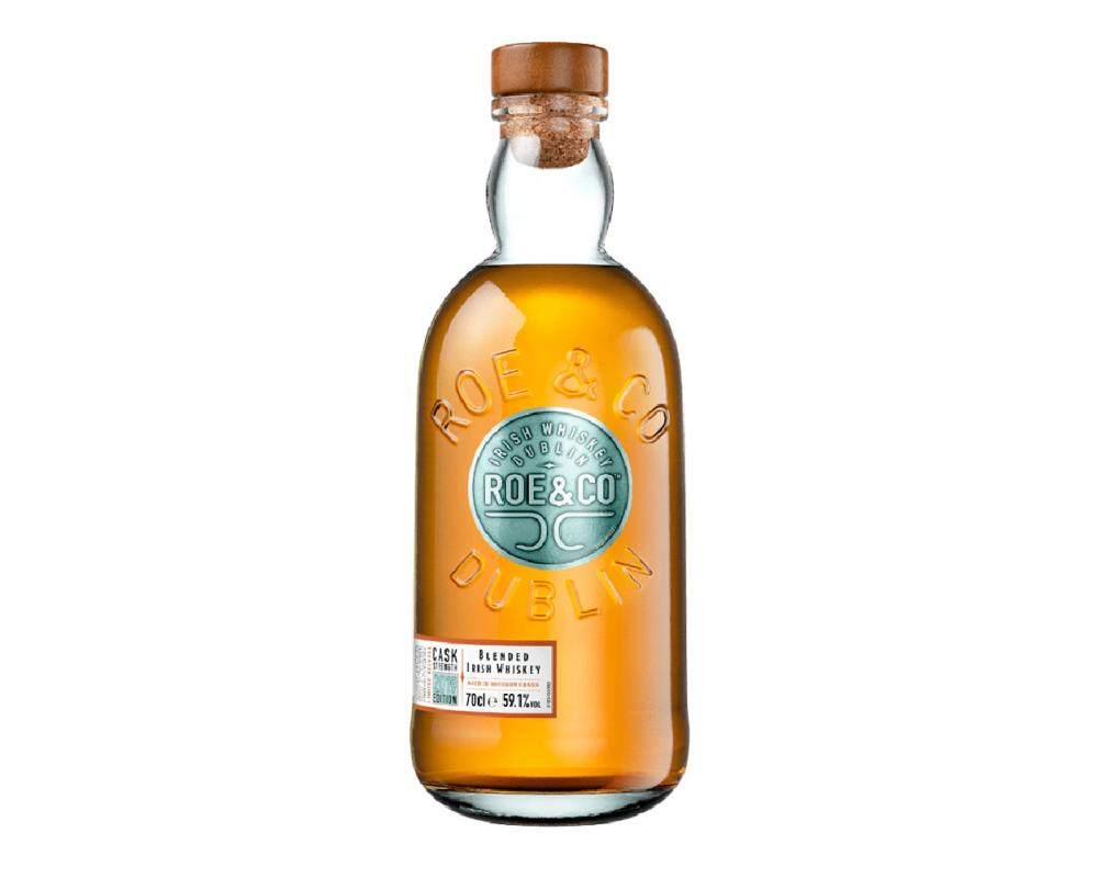 愛爾蘭 羅伊ROE&CO加強桶2019版威士忌.700ml