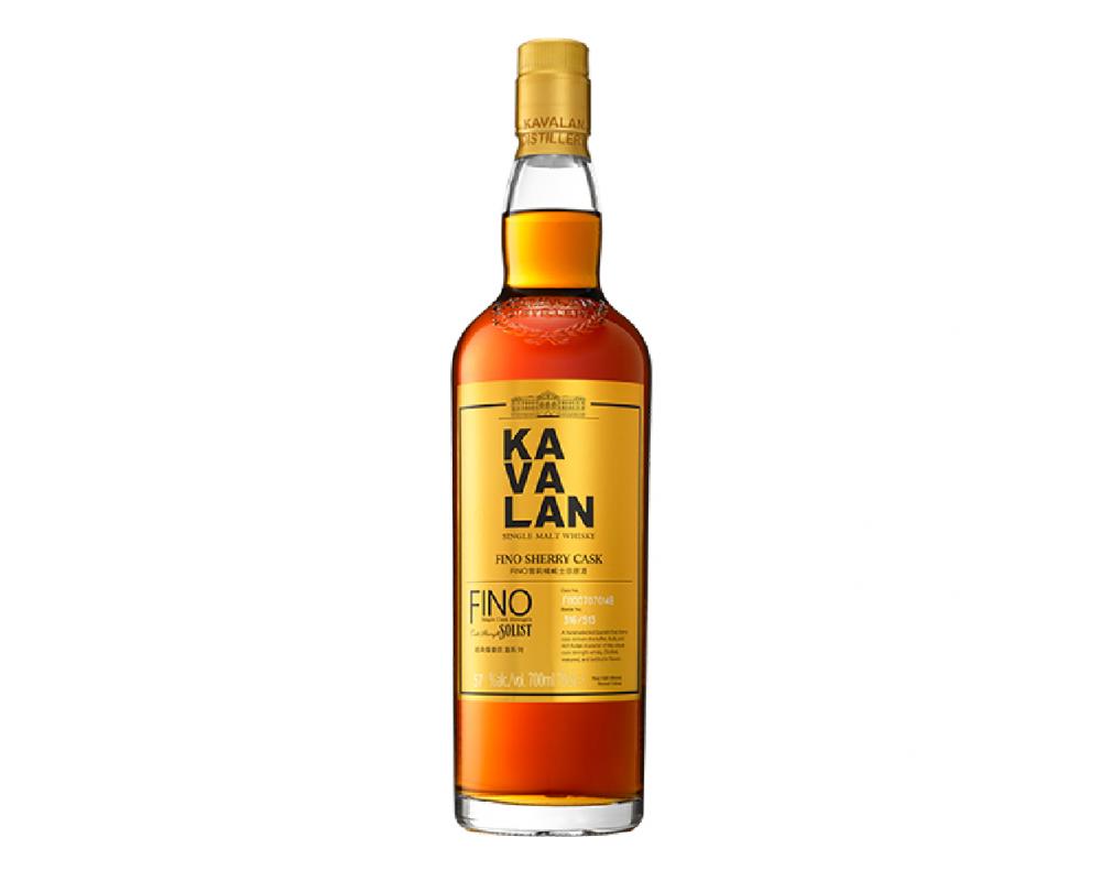 噶瑪蘭 經典獨奏 FINO雪莉桶 威士忌原酒 單一麥芽威士忌.700ml