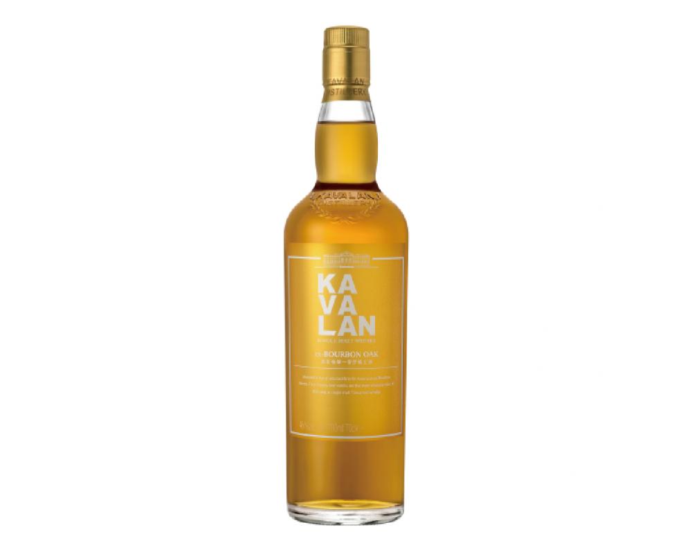 噶瑪蘭 波本桶 單一麥芽威士忌.700ml
