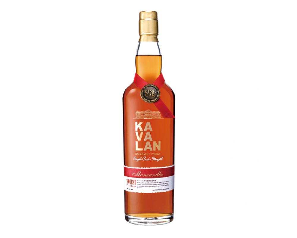 噶瑪蘭 經典獨奏 MANZANILLA雪莉桶 威士忌原酒 單一麥芽威士忌.750ml