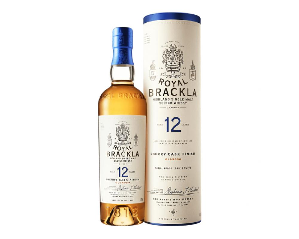 蘇格蘭 皇家柏克萊 12年單一麥芽威士忌.700ml