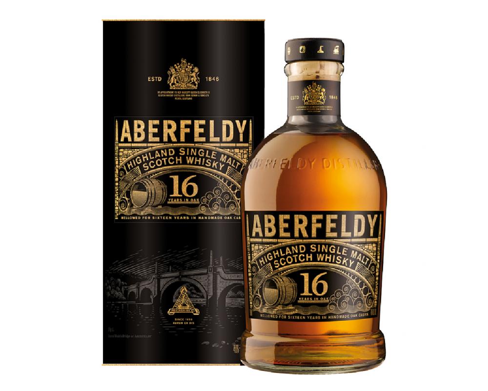 蘇格蘭 艾柏迪 16年單一麥芽威士忌.700ml