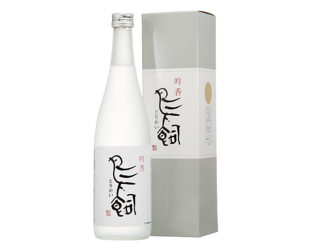 日本 鳥飼 本格米燒酎.720ml
