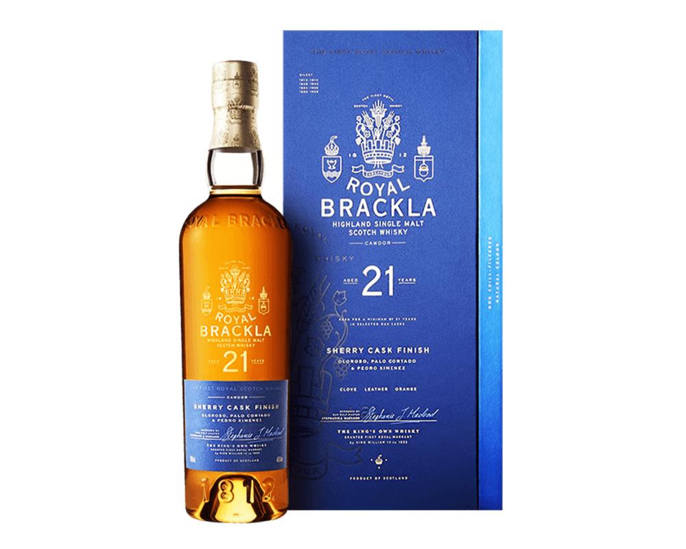 蘇格蘭 皇家柏克萊 21年單一麥芽威士忌.700ml