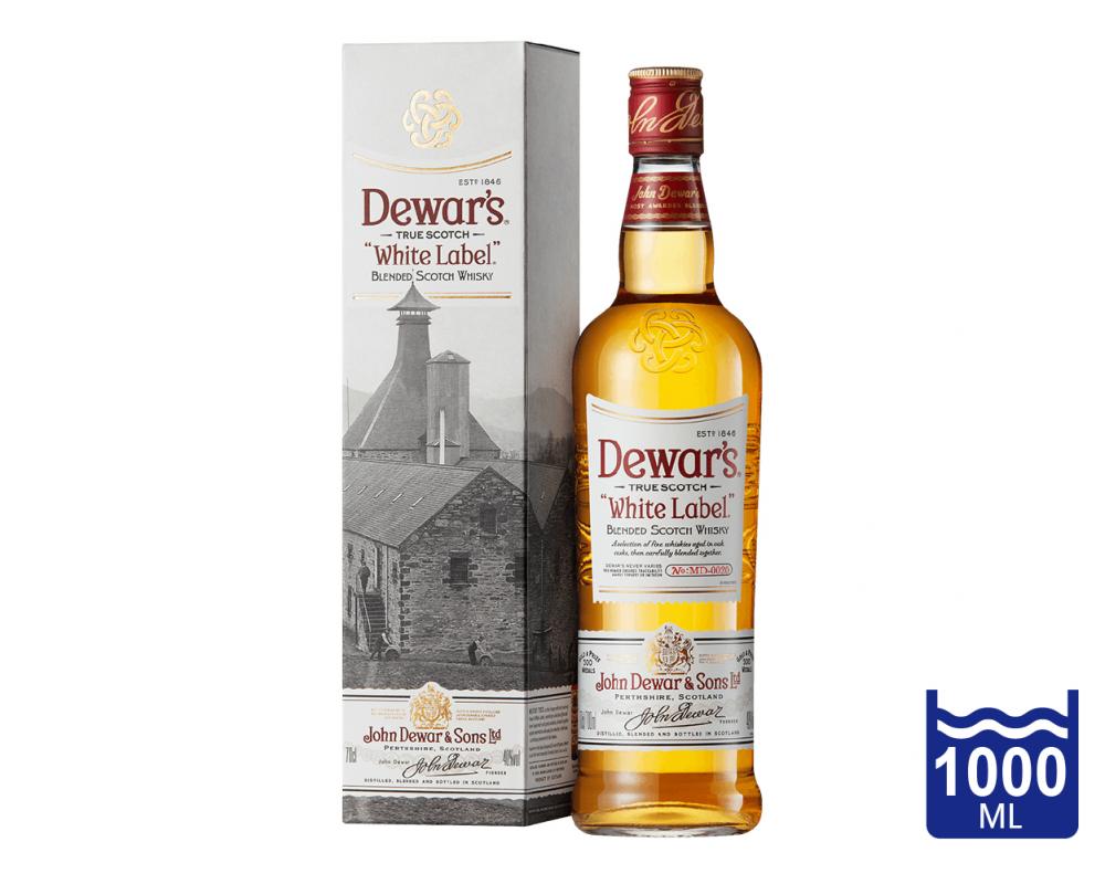 蘇格蘭 帝王 白牌調和威士忌.1L