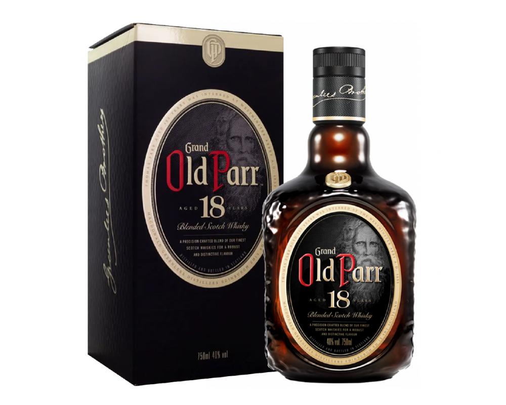蘇格蘭 老伯 18年調和威士忌.750ml