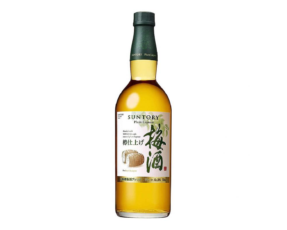 日本 三得利 山崎焙煎樽梅酒.750ml