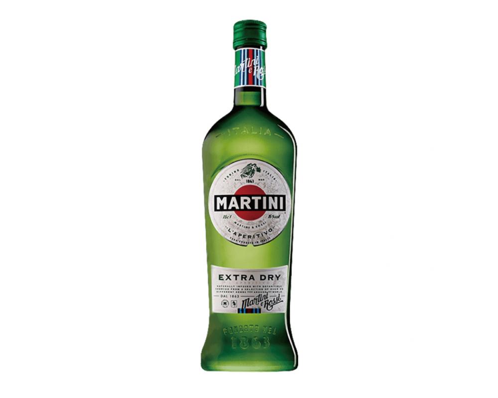 義大利 馬丁尼 純香艾酒(綠)EXTRA DRY .750ml