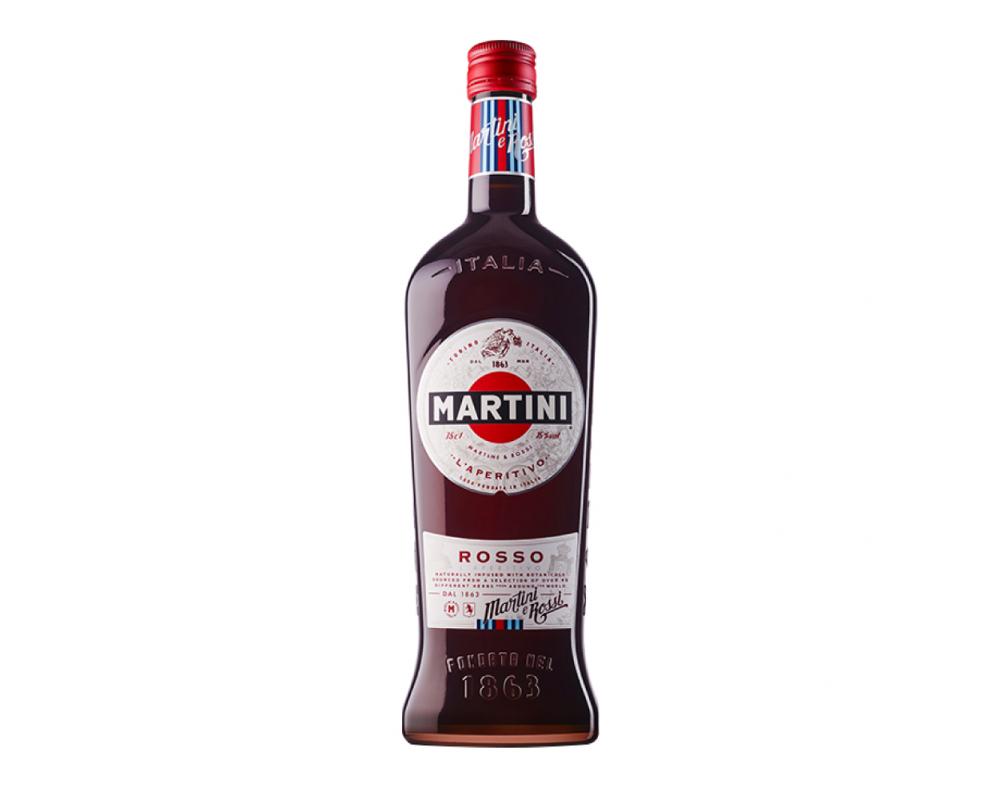 義大利 馬丁尼 香艾酒(紅)ROSSO .750ml